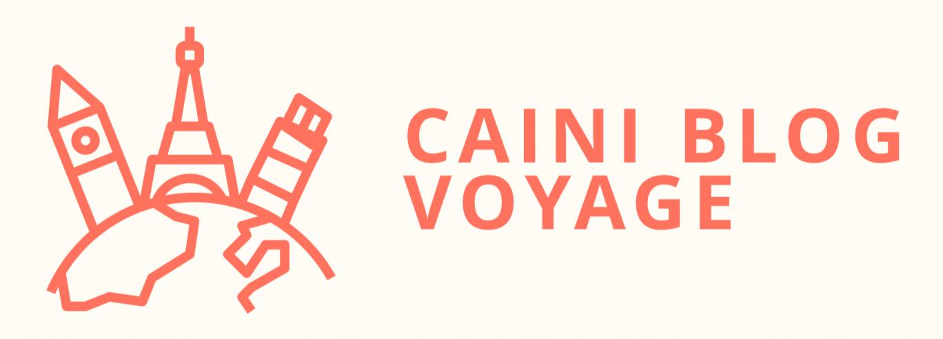 Caini Blog voyage